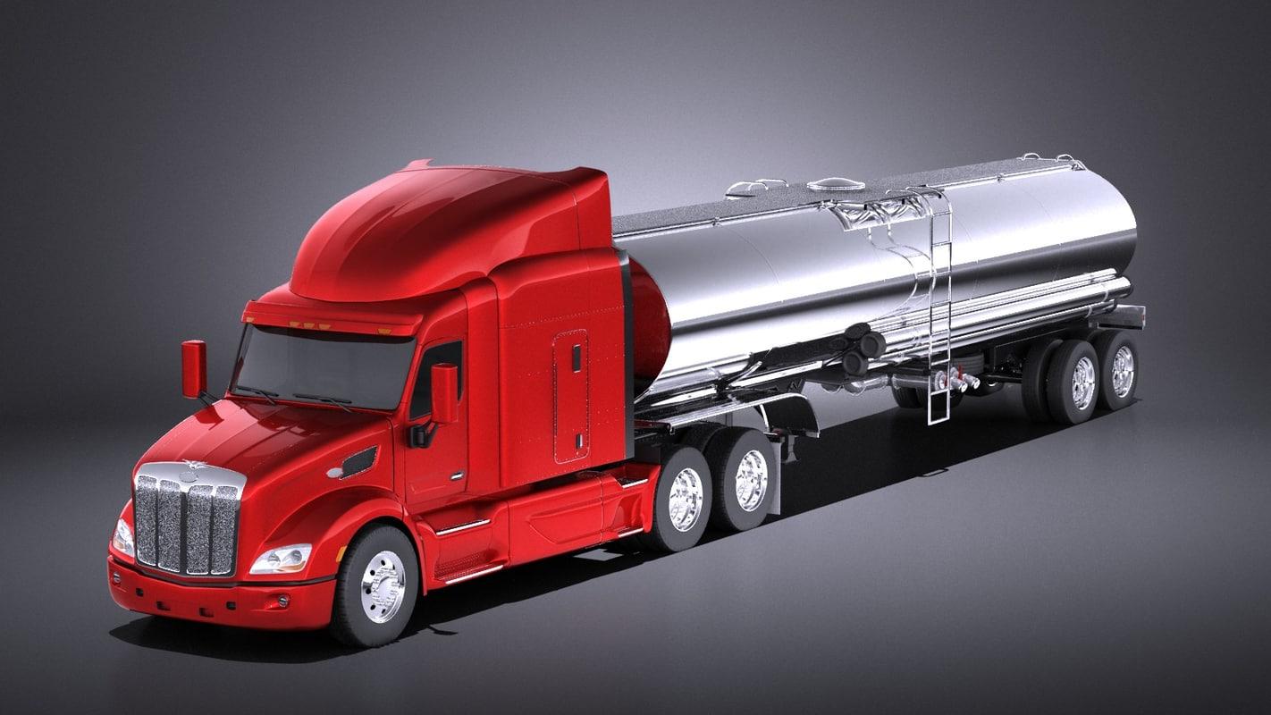 3D truck 2017 579