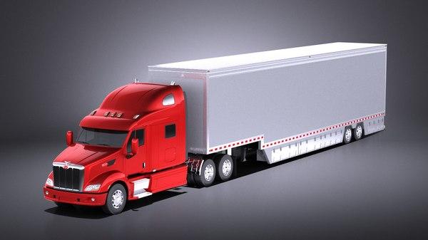 truck 2017 trailer model