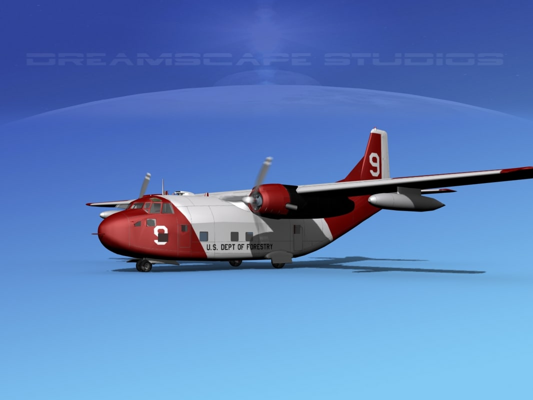 3D aircraft military fairchild air force