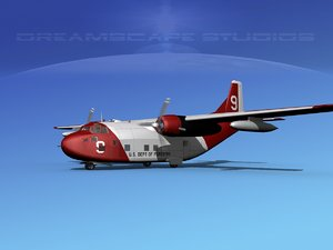 3D aircraft military fairchild air force