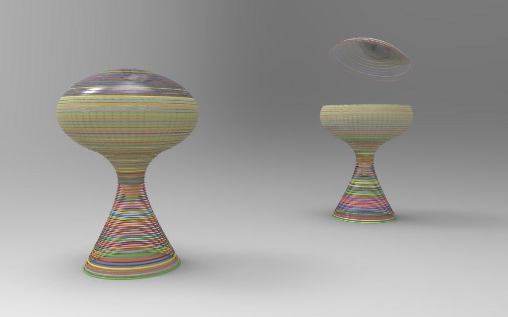 future ethiopian 3D model