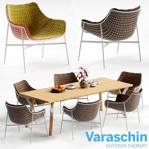 3D varaschin summerset chair link