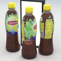 lipton ice tea 3D model