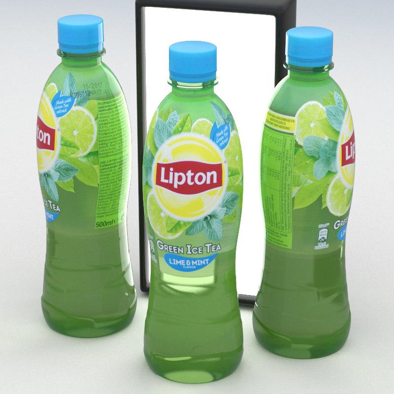 lipton ice tea model