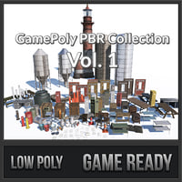 GamePoly PBR Collection Vol. 1