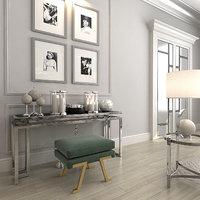 3D eichholtz stool savoy