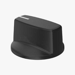 knob 02 21 3D model