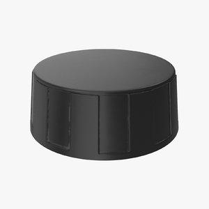 knob 02 24 3D model