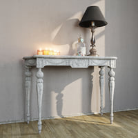 chielini console table 3D