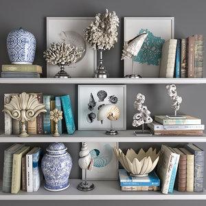 3D decorative set 10