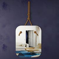 3D sander wall mirror model