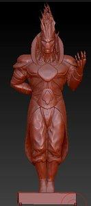 malair monster legends 3D model