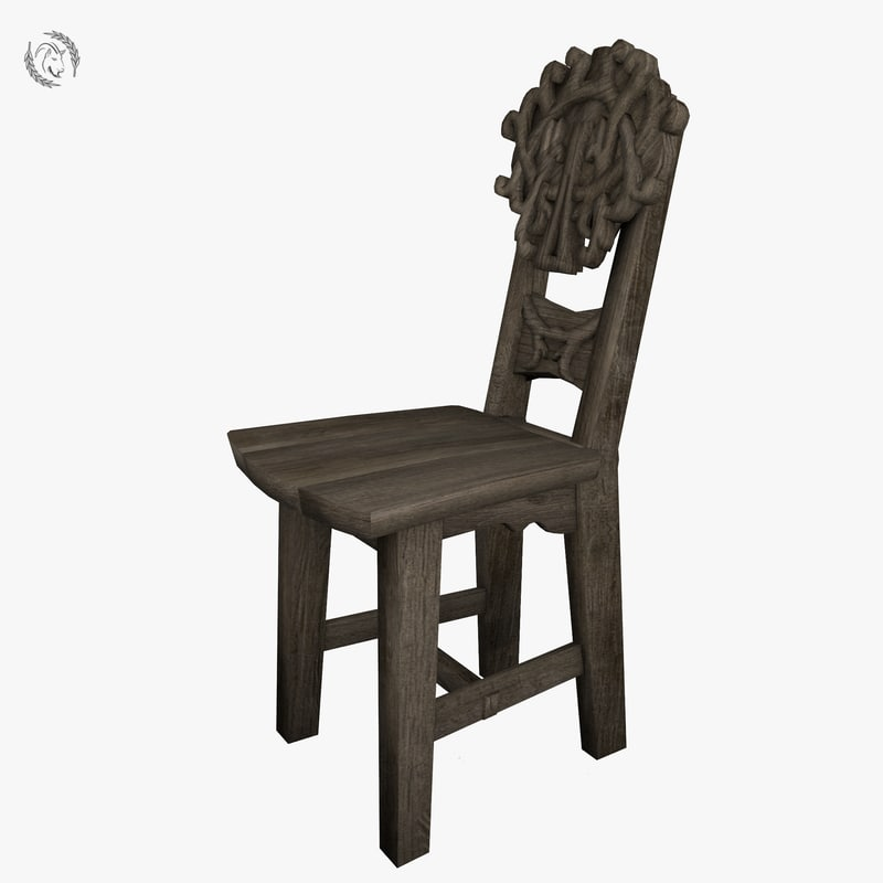gothic chair model