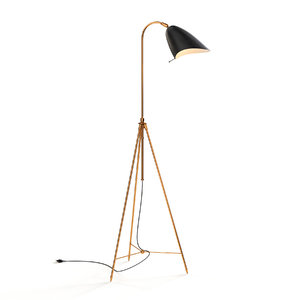 floor lamp visual comfort 3D model