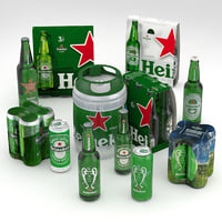 Beer Heineken Collection 2017
