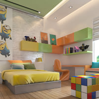Kids Boy Bedroom