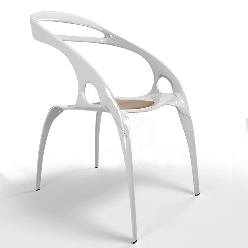 stacking chair lovegrove model