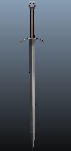 sword 1 3D