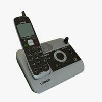 3D phone v-tech model