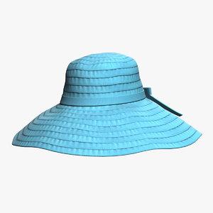 3D hat 5 model
