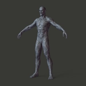 3D model subdivision -