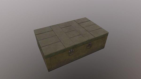 3D box war