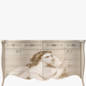 safo commode 3D