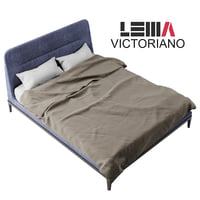 Bed Lema Victoriano