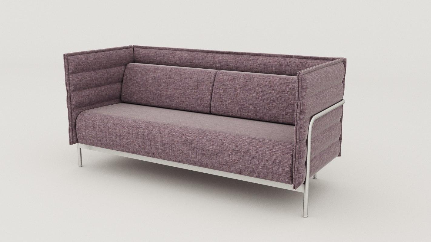 Sofa Alt Dls Ukraine 3d Model Turbosquid 1203265