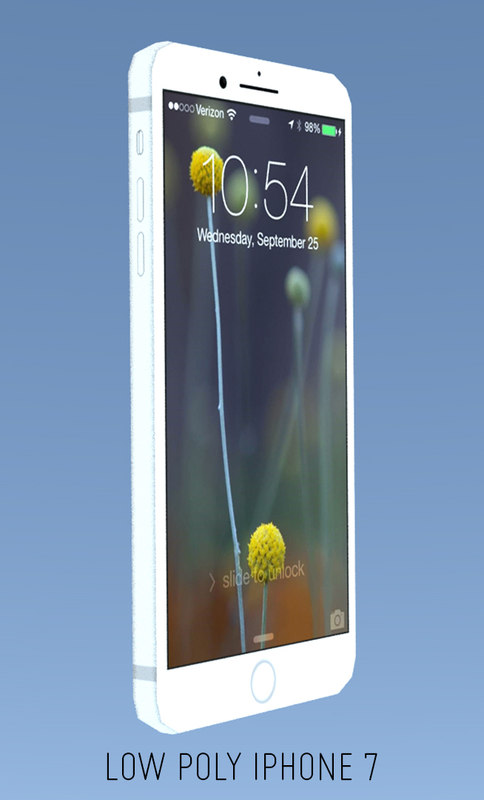 phone vr ar 3D model