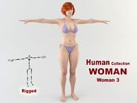 Woman 3 PRO