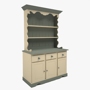 kitchen dresser model