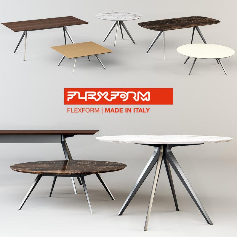 flexform zefiro model