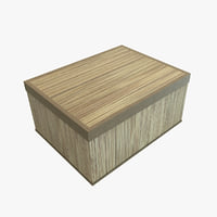 bamboo box model