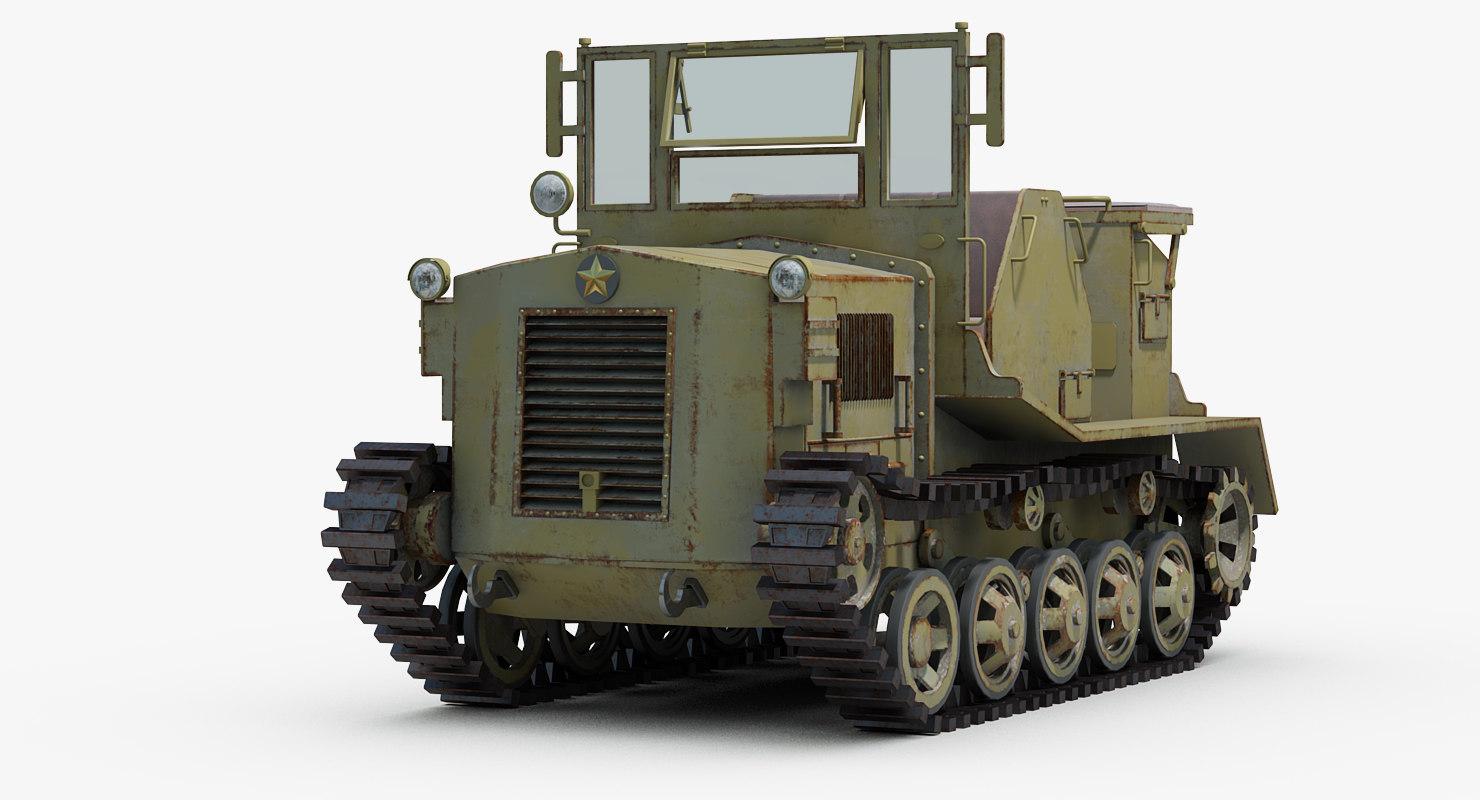 3D ww2 type 98 shi-ke model
