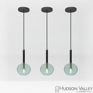 3D model hudson valley breton 2410-agb001