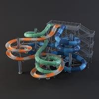 water Park slides5