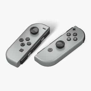 nintendo switch joy controllers model