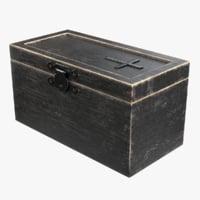 3D jewelry box