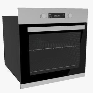 built-in oven 1 3D