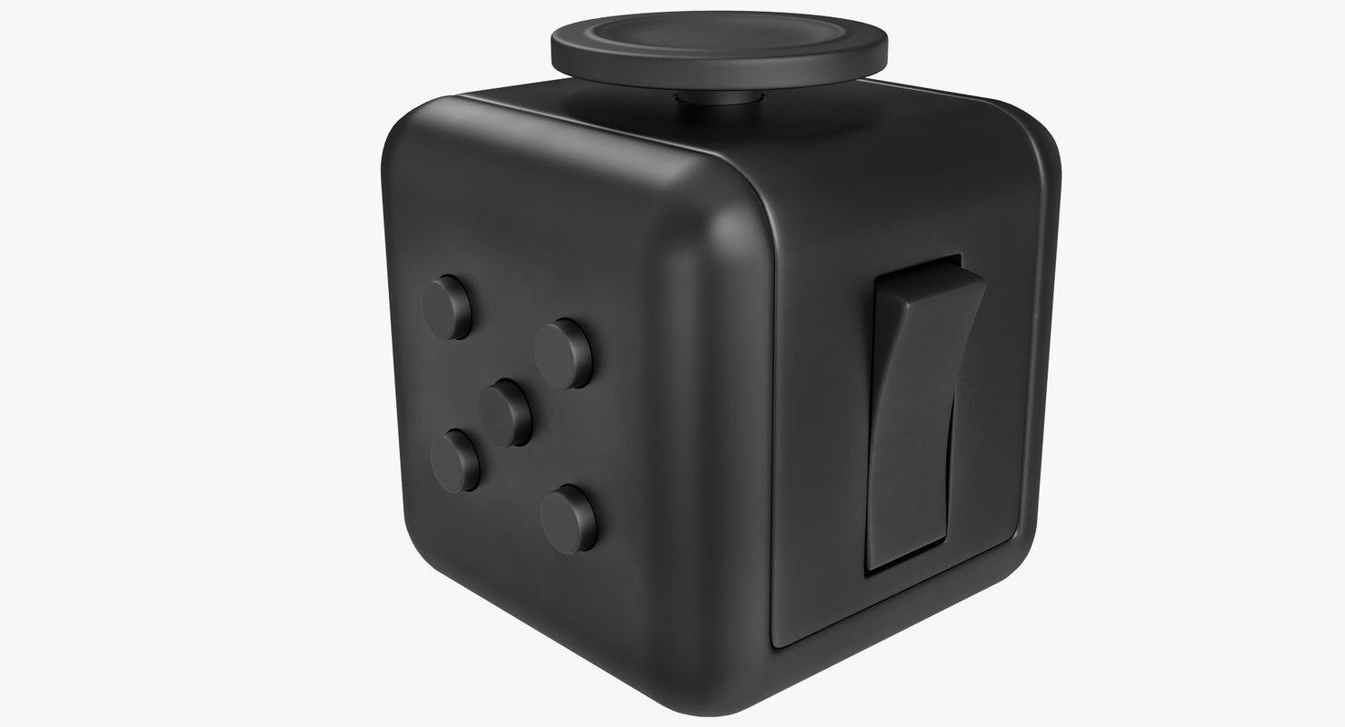 anti stress cube model