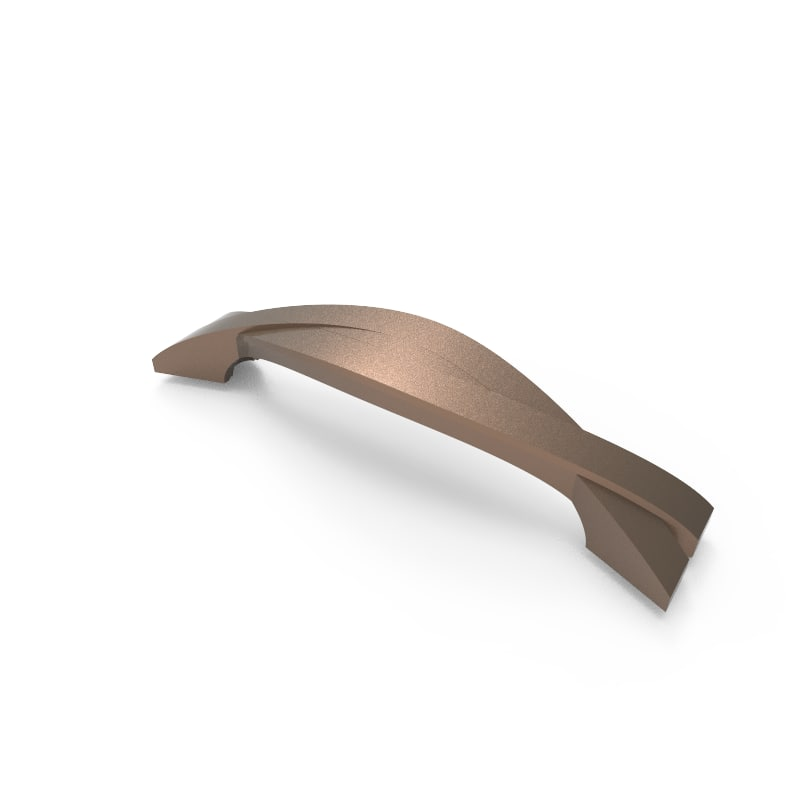 brass handle model