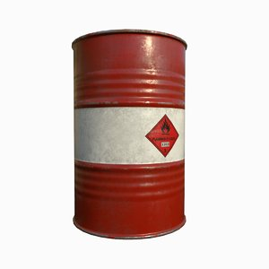 3D steel barrel