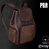 Backpack Damage 001