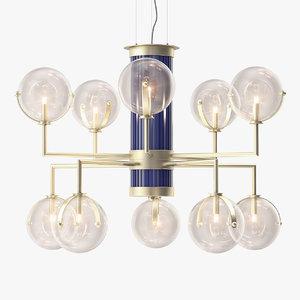 turrri madison chandelier model