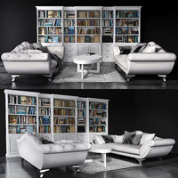 3D model selva sofa
