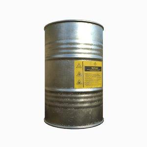 3D steel barrel model