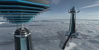 sci fi Tower