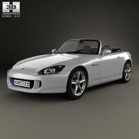 s 2008 3D model