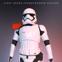 Stormtrooper officer - First Order